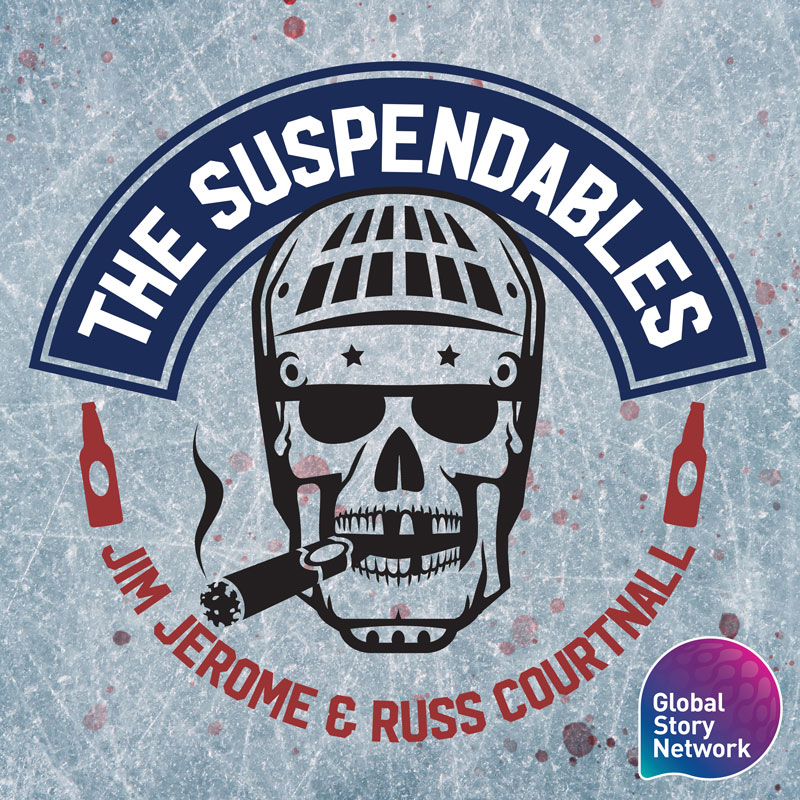 The Suspendables Podcast